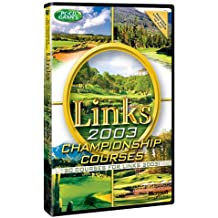 Links 2003 Championship Courses - PC