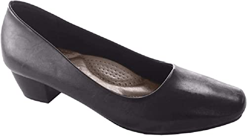 plain black shoes womens