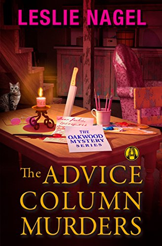 Amazon.com: The Advice Column Murders: The Oakwood Book Club ...