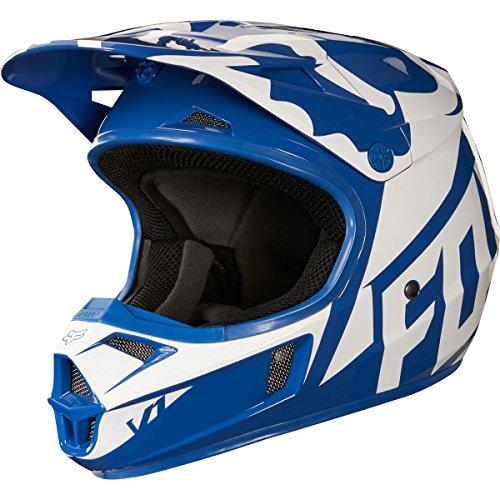 2018 Fox Racing Youth V1 Race (Fox V1 Race Helmet)