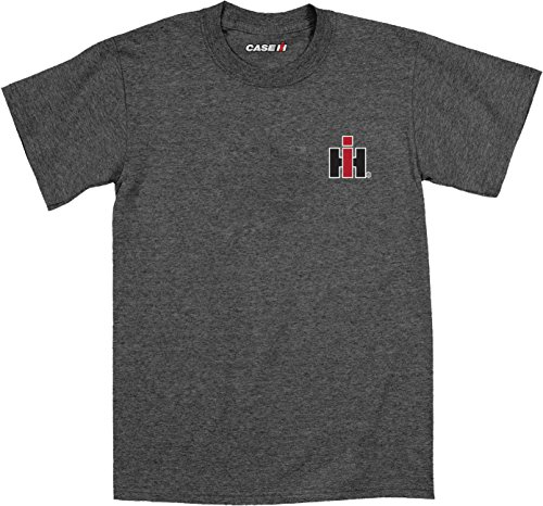 International Tractor (International Harvester IH Tractor Logo Farm Barn Country Agriculture MENS Tee)
