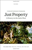 Just Property, Christopher Pierson, 0199673284