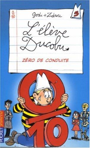ELEVE DUCOBU T5-ZERO DE CONDUITE