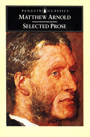 FREE Arnold: Selected Prose (Penguin English library EL58) PPT