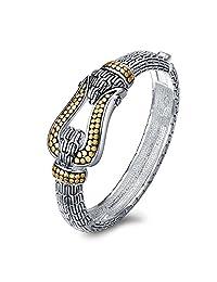 UNY Hot Sale Fashion Brand Hardy jewelry Horse Shoe Bangle Elegant Valentine Mothers day Gift