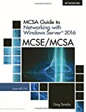 img - for MCSA Guide to Networking with Windows Server 2016, Exam 70-741 book / textbook / text book