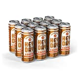 HEYDAY | Cold-Brew Coffee | Espresso | Fair Trade Certified | Non-GMO | 11oz (12 Count)