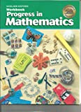 img - for Progress in Mathmatics Workbook Grade 3 (California Edition, Grade 3) book / textbook / text book