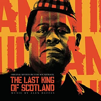 The Last King Of Scotland Book