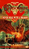 Shadowrun: Secrets of Power, Vol. 1: Never Deal with a Dragon
