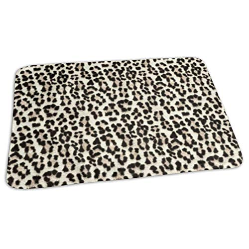 (20Snow Leopard_5079,Portable,Waterproof Urine Mat (275 x 19.7 Inch), 70 x 50 cm) - Baby Reusable Diaper Waterproof Changing Pad Portable)