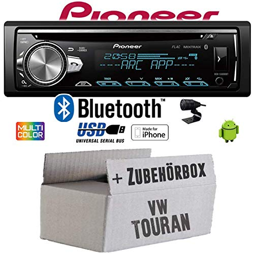 Kenwood KDC-110UB  CD-Receiver mit frontseitigem USB//AUX-Eingang schwarz