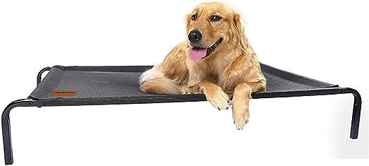 Alppq Iron Art Dog Nest Perro Mediano Perro Grande Cama para Perros Lavable Mat para Mascotas Four Seasons Universal Kennel Grande Perro Cojín Rectángulo Cama para Mascotas Fácil de Limpiar Cama para: