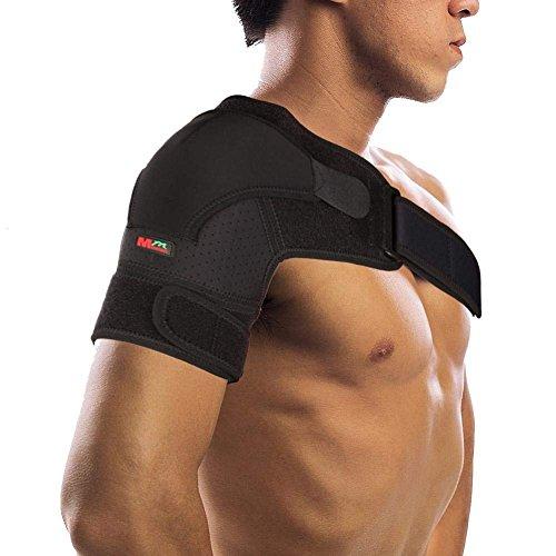 Adjustable Shoulder Brace, Rotator Cuff Support for Injury Prevention,...