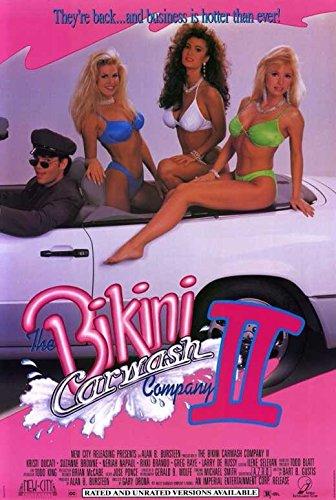 Bikini Carwash Company 2 Movie Poster Print
