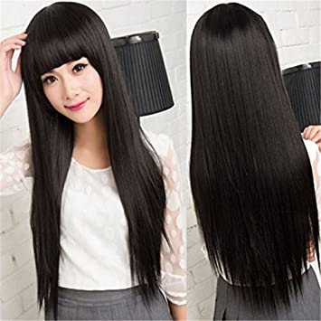 Transparent Net Color  1 Brazilian Lace Front Human Hair Wigs For Remy Hair  Straight Wig 86abb829ba