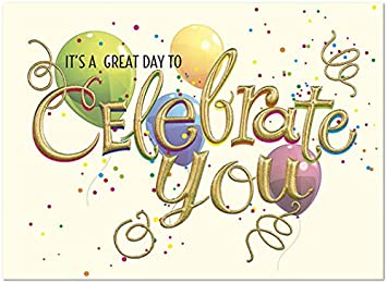 Amazon.com: 25 tarjetas de felicitación de cumpleaños para ...