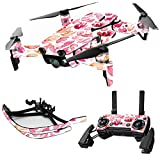 MightySkins Skin for DJI Mavic Air Drone – Pink Petals | Max Combo | Protective, Durable, and Unique Vinyl Decal wrap Cover | Easy to Apply, Remove, and Change Styles | Made in The USA For Sale