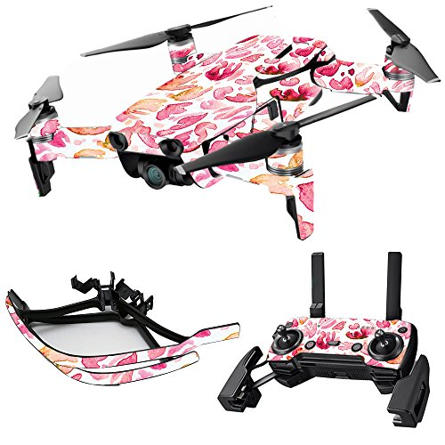 MightySkins Skin for DJI Mavic Air Drone - Pink Petals | Max Combo | Protective, Durable, and Unique Vinyl Decal wrap Cover | Easy to Apply, Remove, and Change Styles | Made in The USA