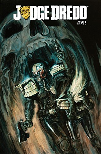 Judge Dredd Volume 5 (Judge Dredd City Limits)