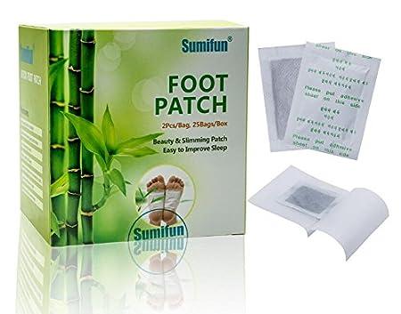 LaDicha Parche de pie de descompresión Sumifun/Parche de pie de ...