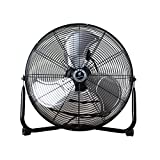 TPI Corporation CF-18 Commercial Workstation Floor Fan, 18'' Diameter, 120 Volt