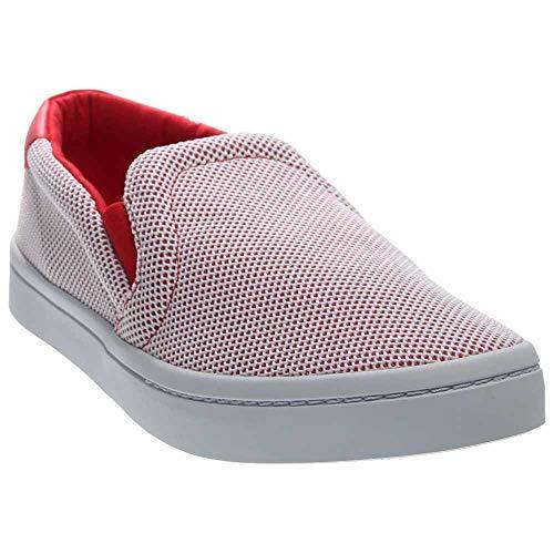 adidas Courtvantage Adicolor Slip-On Red/White