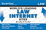 World's Leading Law Internet Sites Quickly and Easily!, Shane Pollin, 1893957101