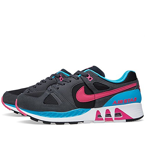 Aire arma blanca de los zapatos corrientes Sneakers451004 Black