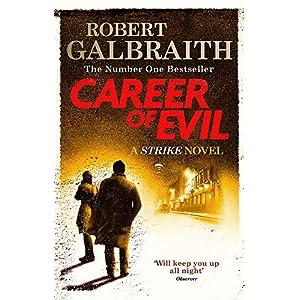 Career of Evil: Cormoran Strike Book 3Paperback – 21 April 2016