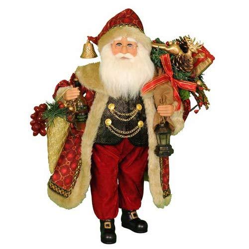 Karen Didion Lighted Wine and Gifts - Didion Santa Karen