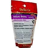 Shasha Bean Srouted Adzuki Organic 1 Lb (Pack Of 12)