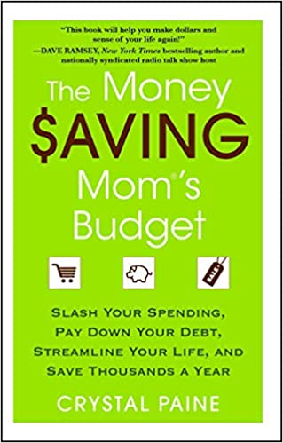 The Money Saving Mom S Budget Slash Your Spending Pay Down Your