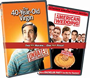 The 40 Year Old Virgin [Reino Unido] [DVD]: Amazon.es
