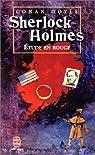 Une étude en rouge par Conan Doyle