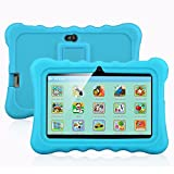 7' Kids Tablet PC, Ainol Q88 Android 4.4 External 3G 8GB ROM 512MB RAM Tablet with Dual Camera WIFI USB Phablet (Blue)