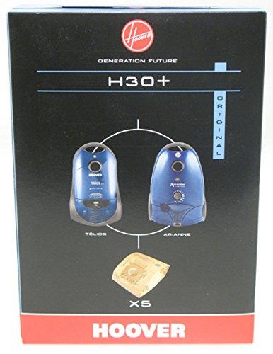 Acquisto Hoover H30+  Sacchetti per aspirapolvere, Confezione da 5 Prezzo offerta