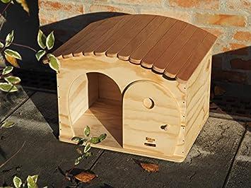 Novedad Blitzen, GinaBig Ouverture Wp, casita Caseta Outdoor para gatos de Grossa Talla y