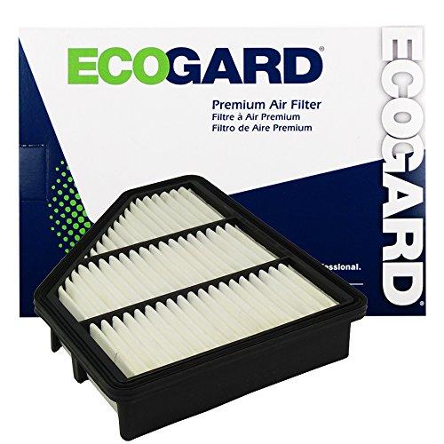 2010 Coupe - ECOGARD XA6105 Premium Engine Air Filter Fits 2010-2012 Hyundai Genesis Coupe