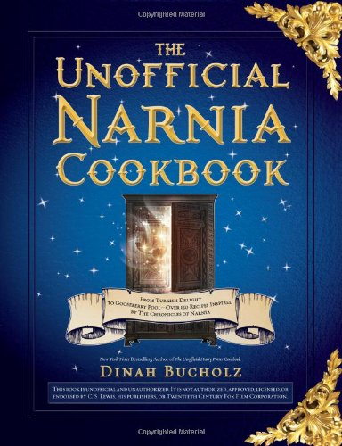 The Unofficial Narnia Cookbook: From Turkish Delight to Gooseberry Fool-Over 150 Recipes Inspired by The Chronicles of Narnia by Sourcebooks Jabberwocky (Image #3)