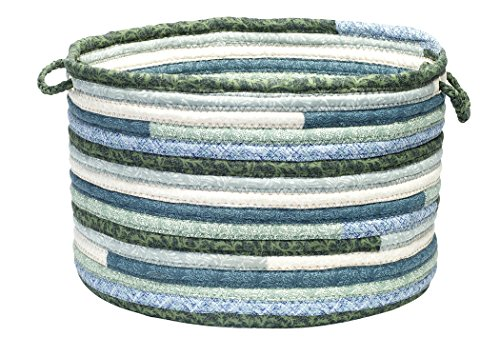 Colonial Mills Quilter's Choice Utility Basket, 14 by 10-Inch, Seafoam from Colonial Mills