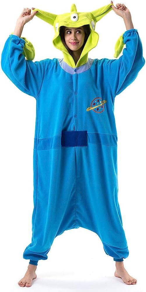 Cute Soft SKELETON Plush Comfortable Fluffy Pajama Adult Rave Costume