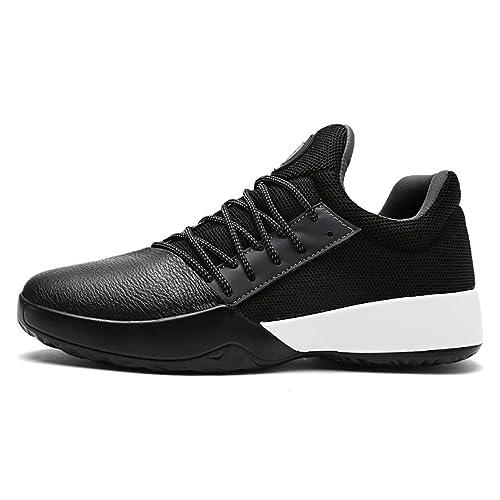 Los Hombres Zapatillas de Baloncesto de Alta Top auténticos de ...
