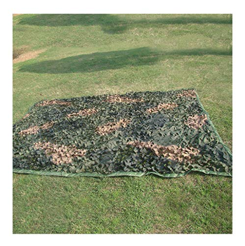 Camouflage Net Camouflage net Tricolor camouflage net Can be used for camping hunt tents camouflage visor bird watching wildlife shooting hidden Halloween Christmas party decoration 66m Camping Sunsc