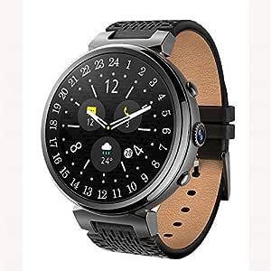 MCJL GPS Smart Watch Fitness Tracker Impermeable Ultra-Delgada ...