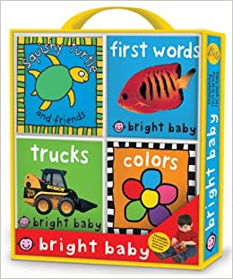 Bright Baby Pack: Squishy Turtle: Amazon.es: Priddy, Roger: Libros ...