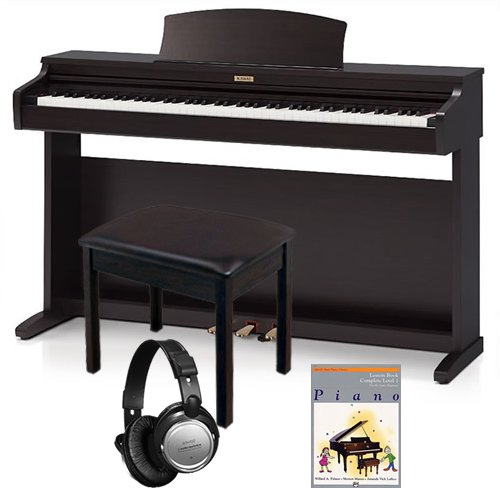 Kawai KDP90 Digital Piano HOME ESSENTIALS BUNDLE - 3 Items