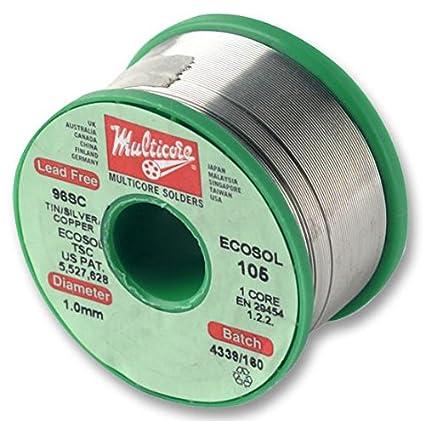 MULTIPOLARES LOCTITE 96SC 400 5C 0,70 mm/ALAMBRE DE SOLDADURA SIN PLOMO 0