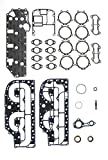 MERCURY 115 HP OD 283222 & Up , 125 HP All Complete Power Head Gasket Kit WSM 500-210 OEM# 27-13461A90
