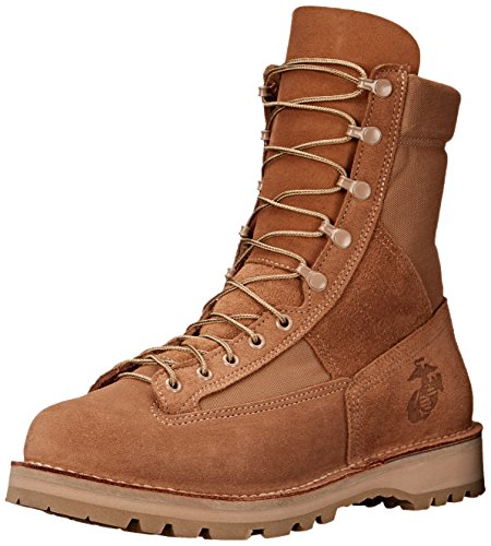 Danner Mens Marine 8 Inch Plain Toe Military Boot Mojave PpDFlo